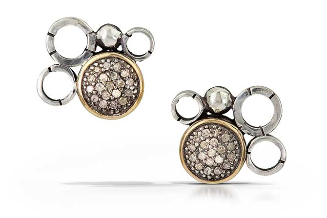 314 Studio diamond studs