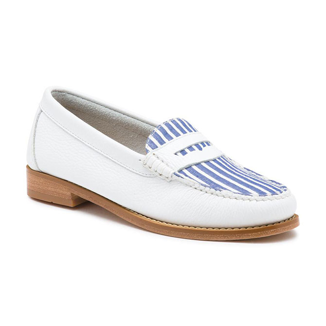 Bass Weejuns loafer