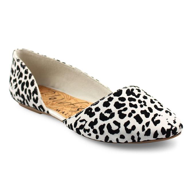 Blowfish Malibu animal print shoe
