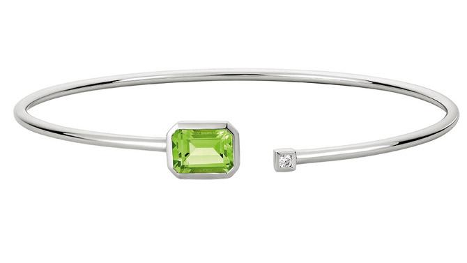 Artistry Ltd. Dolce peridot bracelet