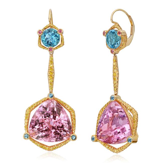 CASE Awards Ricardo Basta earrings