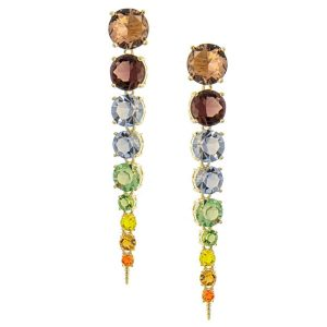 Rivka Friedman rainbow earrings
