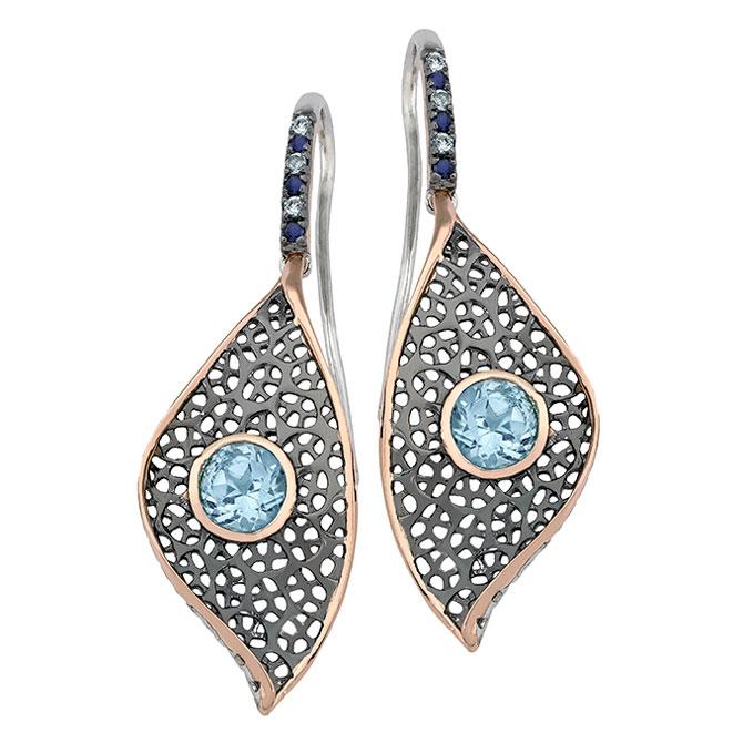 Jorge Revilla Sails earrings
