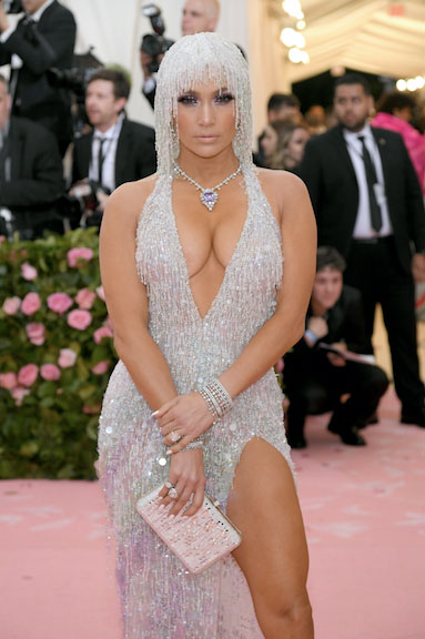Jennifer Lopez Met Ball