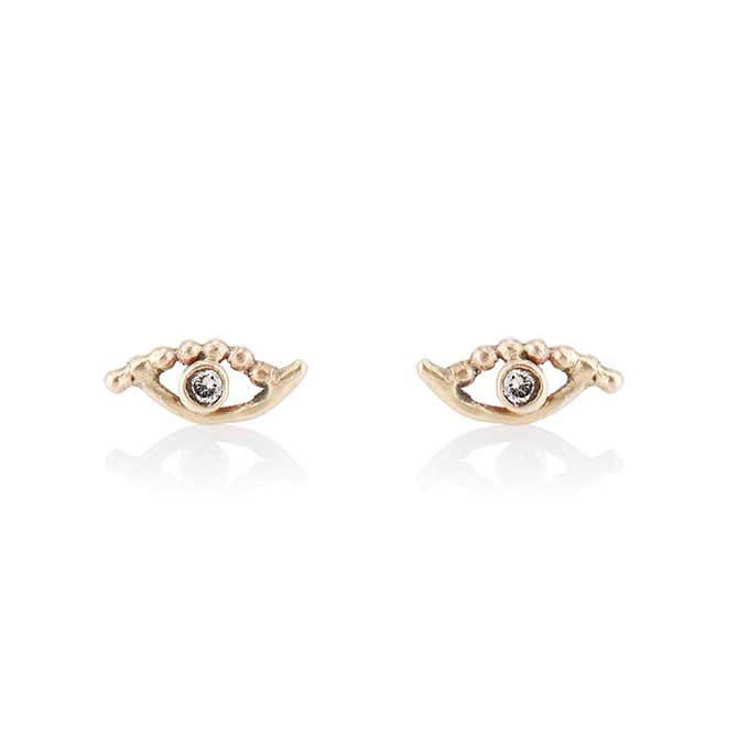 LEL Jewelry diamond studs