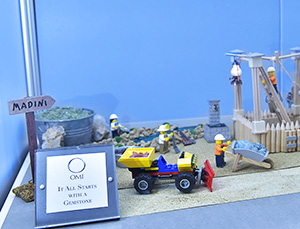 Omi Prive Lego miners
