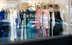 RealReal Upper East Side store