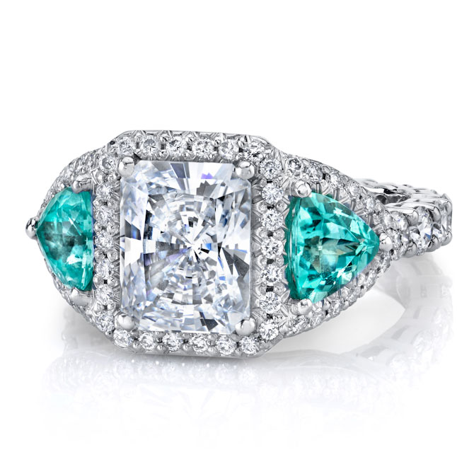 Erica Courtney Cathedral ring