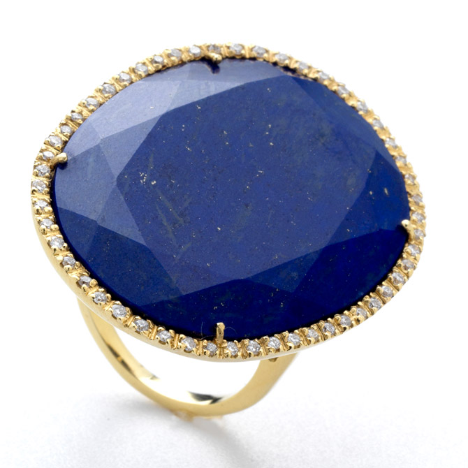 Rajola Unicum lapis ring