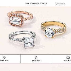 Ritani Virtual Shelf