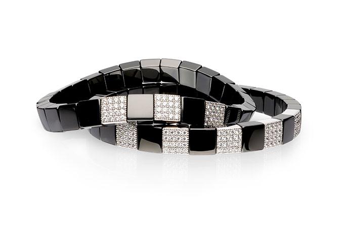 Roberto Demeglio Scacco bracelet pair