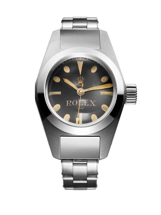 Sea Time Rolex watch