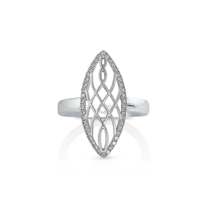 Yael Designs navette ring