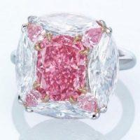 Bubble Gum Pink Diamond Will Lead The Christie S Sale Jck