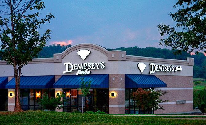 dempseys jewelry store