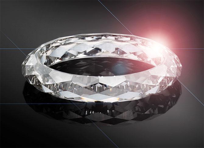dutch diamond technology ring