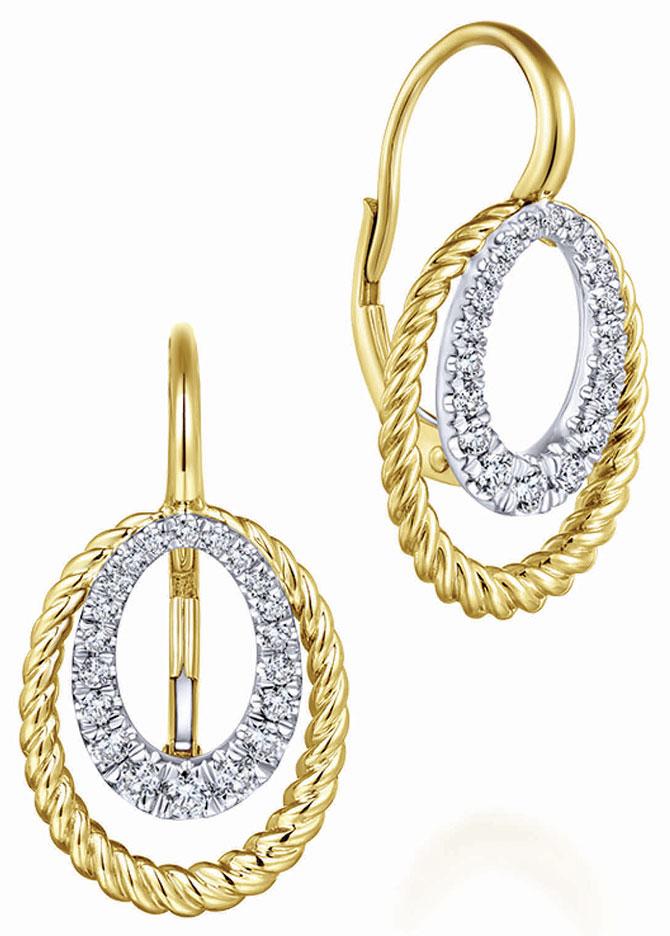 gabriel hampton earring