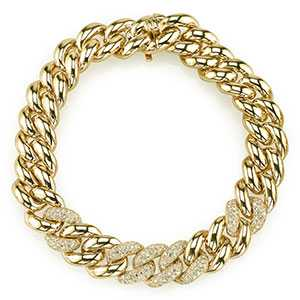 Gold jewelry Shay