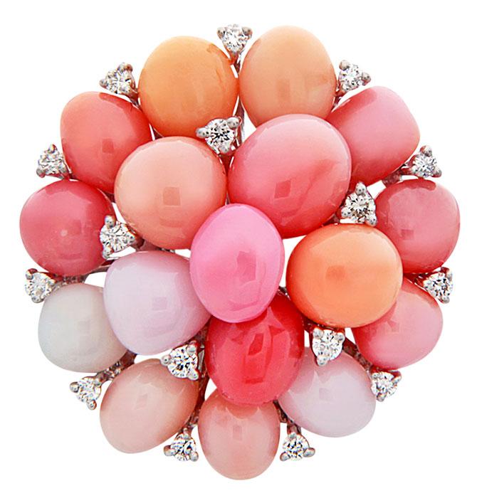 tara conch pearl earring