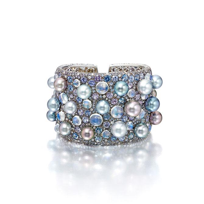 Assael pearls bracelet