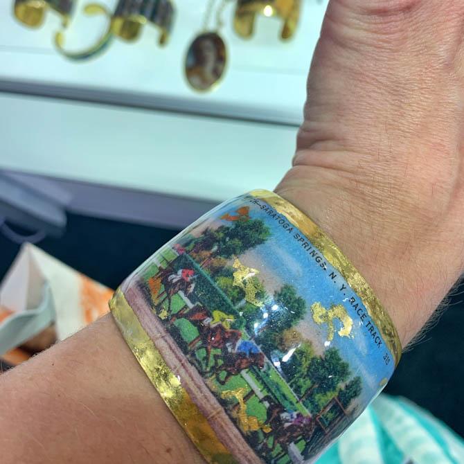 Saratoga bracelet