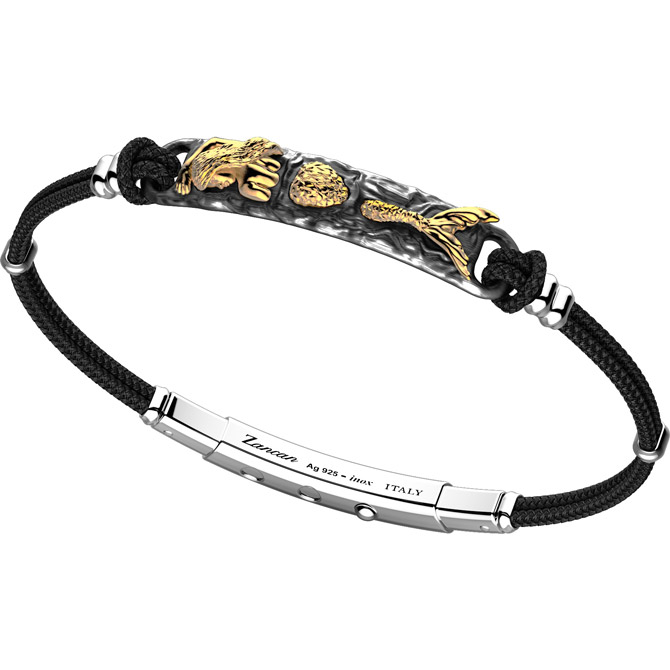 Zancan mermaid bracelet