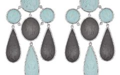 Cameo and Beyond Rome earrings