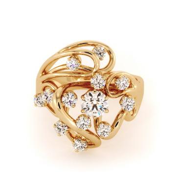 Emilia Le Karrier ring