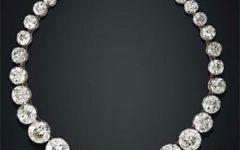 Golconda Diamond Riviere necklace