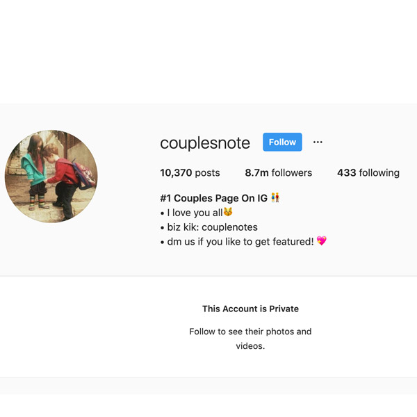 how to view a private instagram account without following them