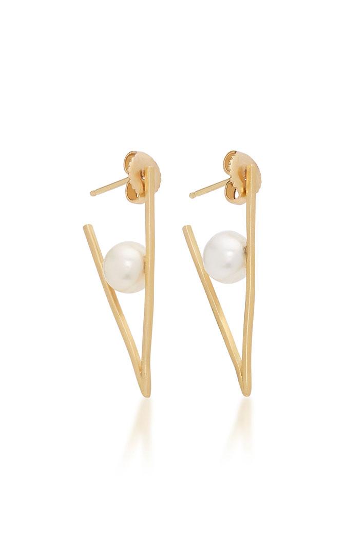 Katey Walker pearl earrings