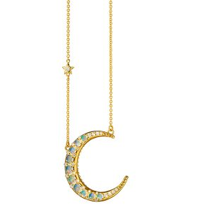Monica Rich Kosann Moonstone moon necklace2