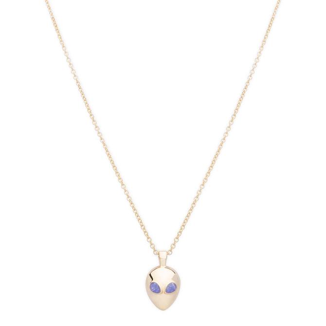 Alina Abegg Alien necklace