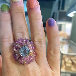 Ring BP Sapphire Sigi