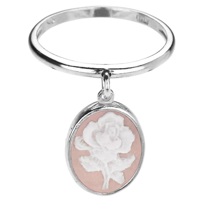 Cameo and Beyond Rose ring