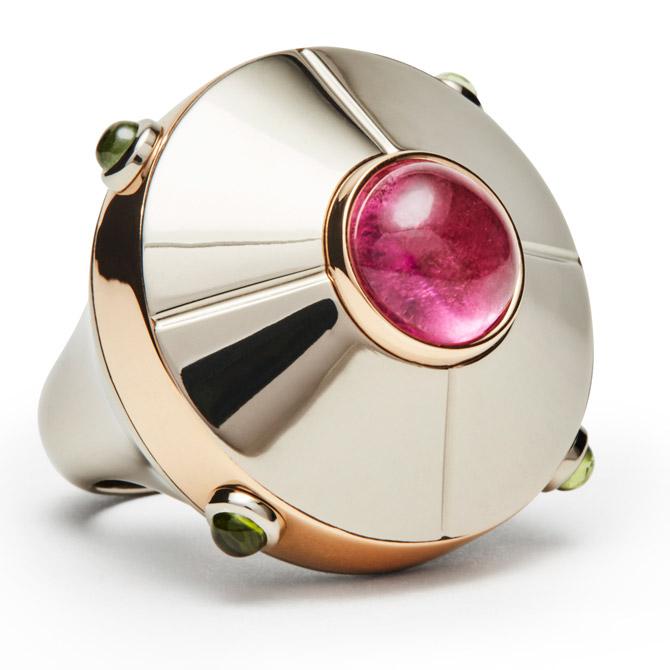Alina Abegg UFO ring