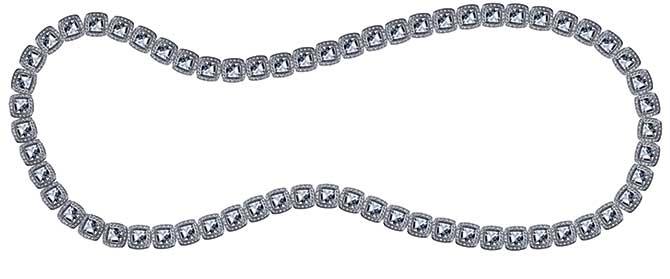 Robert Procop Legacy Brooke white quartz necklace