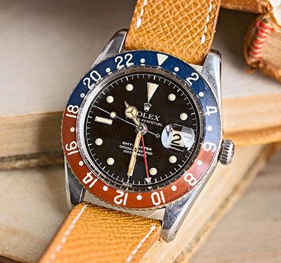 A Rolex GMT-Master