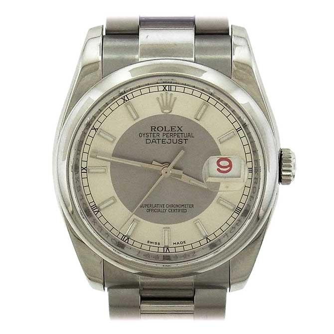 Rolex Watch Aaron Faber Gallery