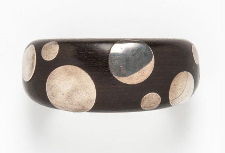 William Spratling Polka Dot bracelet