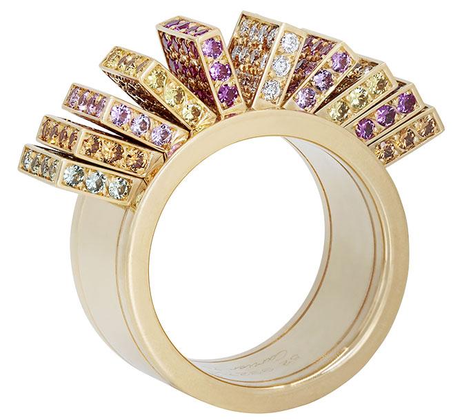 beladora cartier fan ring