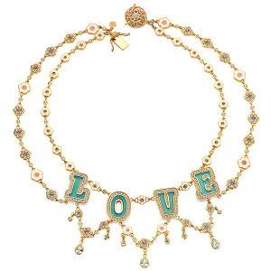 buddha mama LOVE necklace