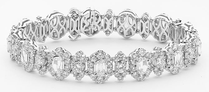christopher designs diamond bracelet