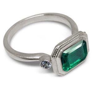 mia katrin aria emerald ring