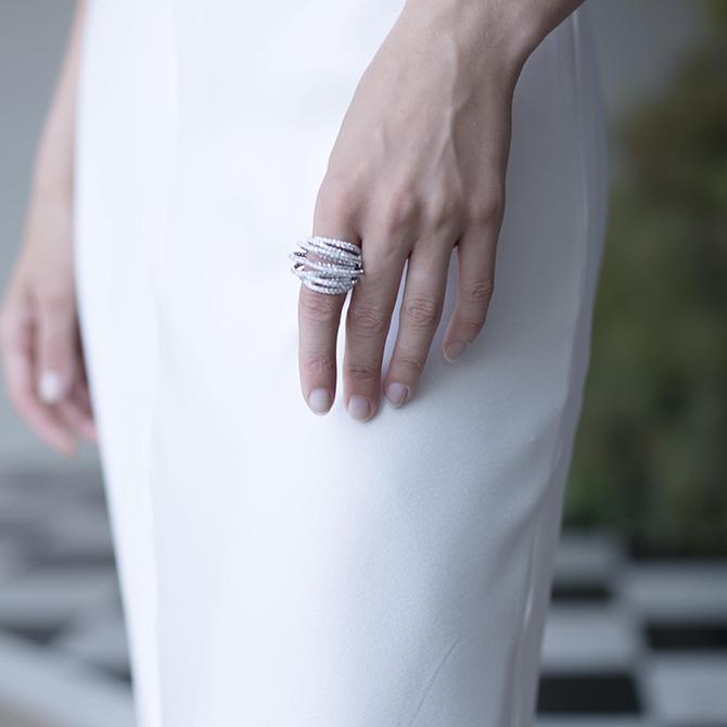 Ana Khouri Delphine ring