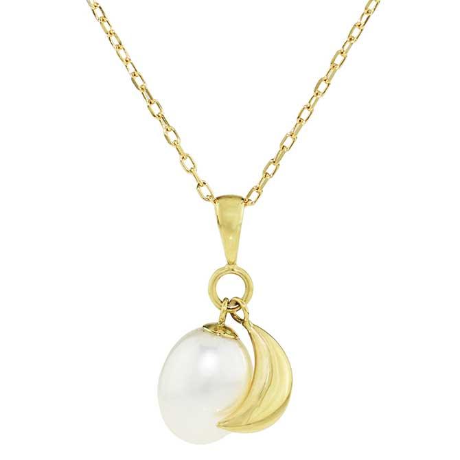 Jewelmak pearl charm
