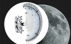 Lydia Courteille moon ring