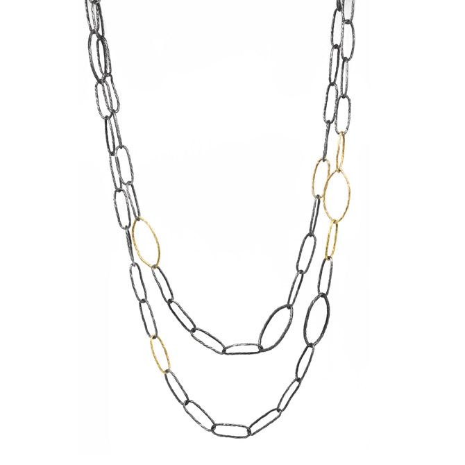 Nina Nguyen Marquise link necklace