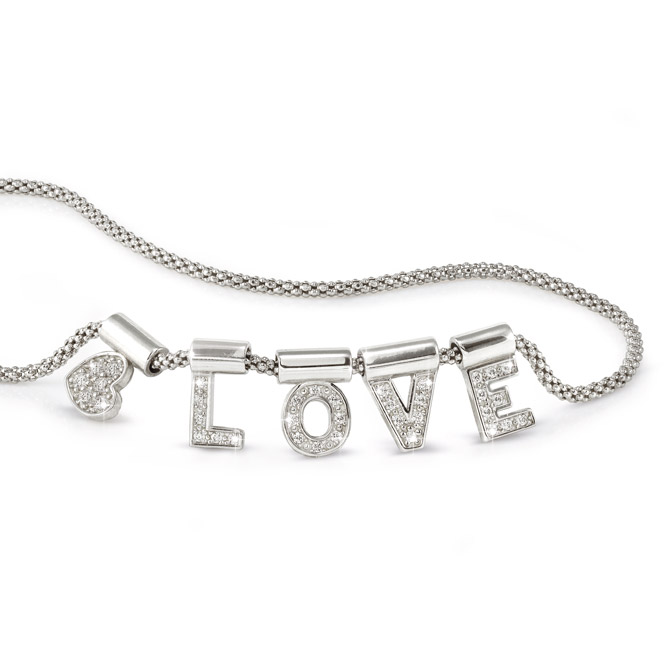 Nomination Love necklace