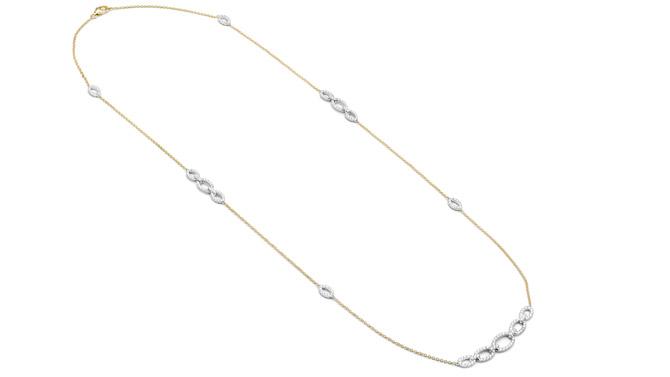 Facet Barcelona Opera DIamonds necklace